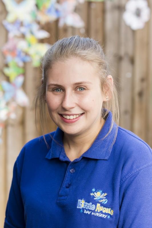 Rebecca Gillies – Nursery Officer