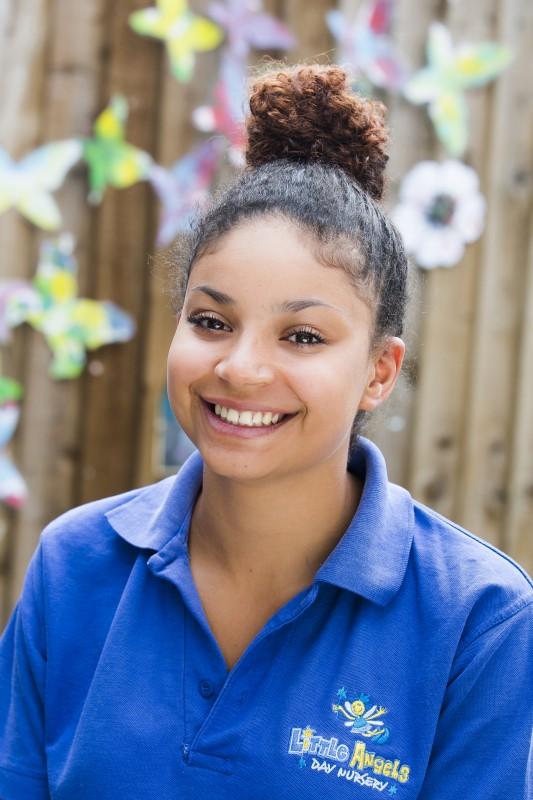 Mia Gerald - Nursery Assistant