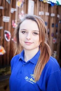 Kasie Moir - Nursery Officer