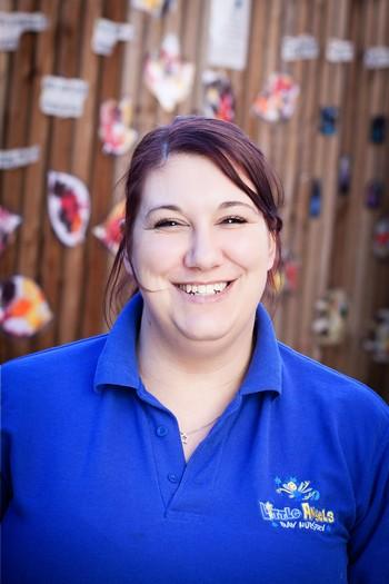 Kirsty Cooke - Senior Nursery Officer
