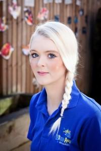 Zoe Gowing – Senior Nursery Officer